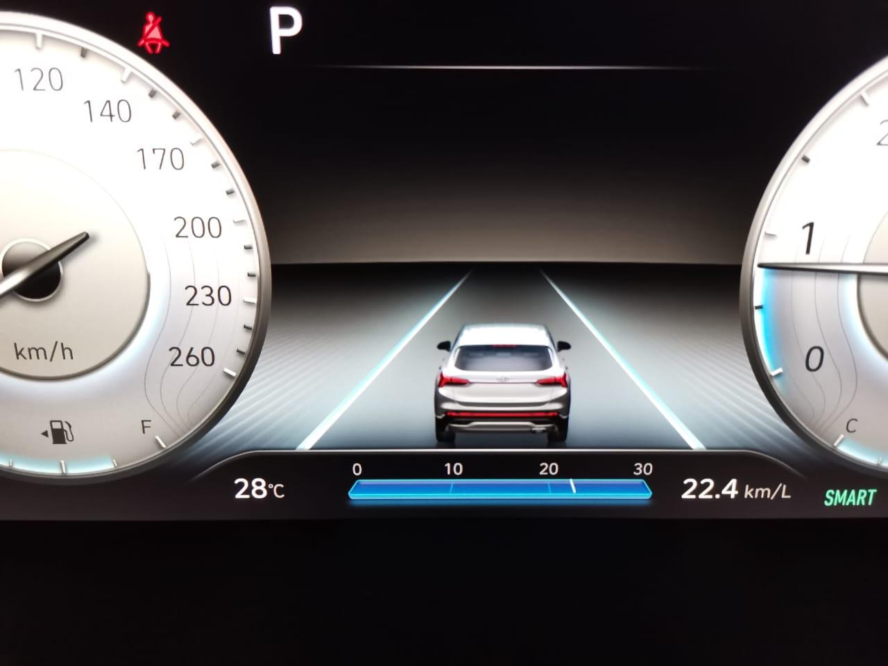 Uji Efisiensi New Hyundai Santa Fe, Segini Hasilnya