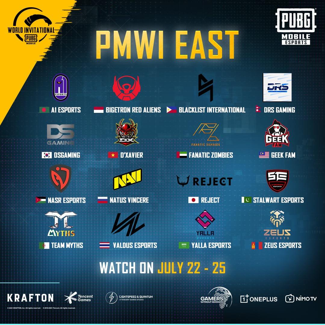PUBG Mobile World Invitational Siap Digelar, Donasi Rp43,5 Miliar