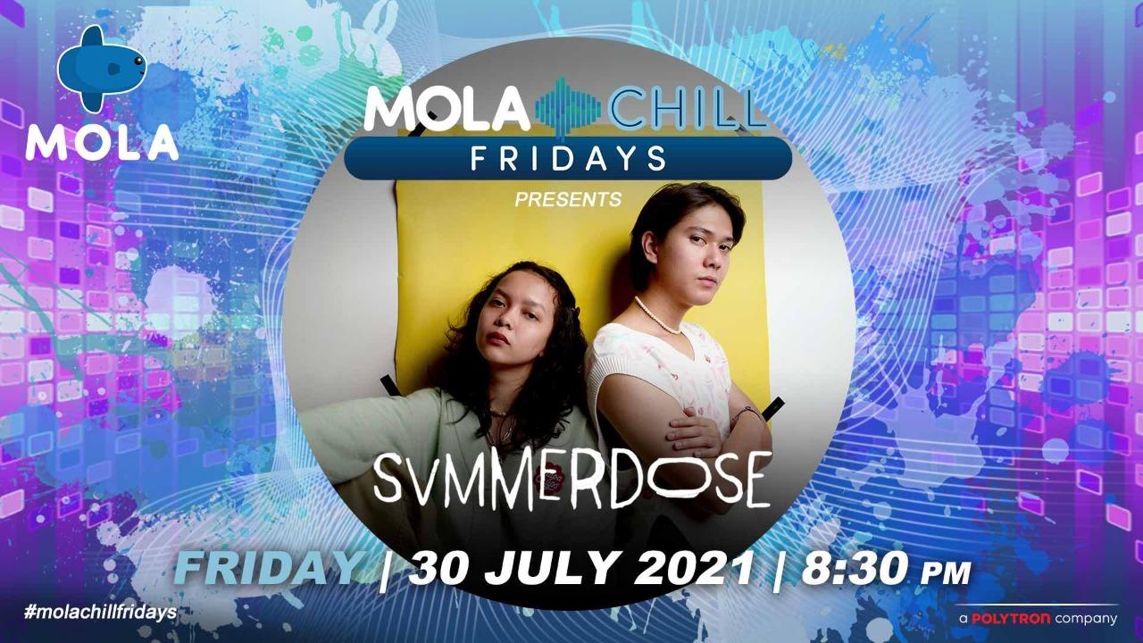 Malam Ini, Jorja Smith dan Band Iqbaal Ramadhan Svmmerdose Tampil di Mola TV