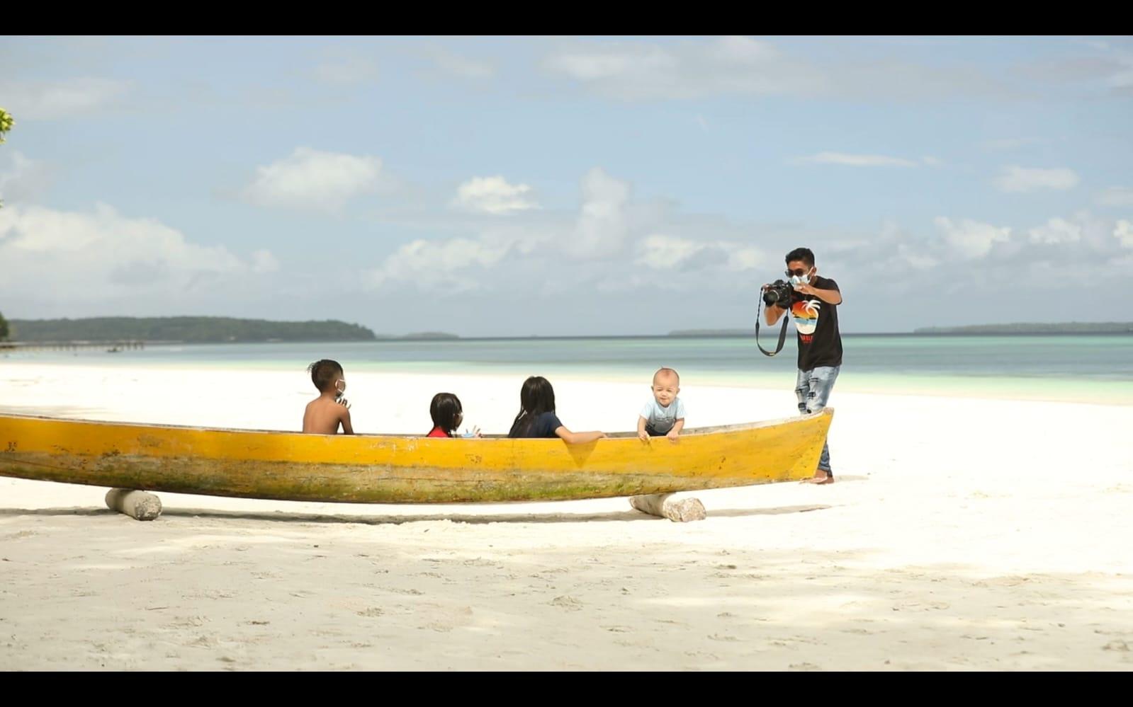 Pantai Ngurbolat, Surga Kecil di Maluku Tenggara