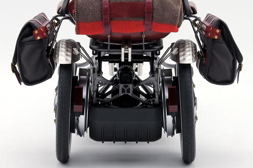 Yamaha 07GEN, Motor Konsep untuk Manula