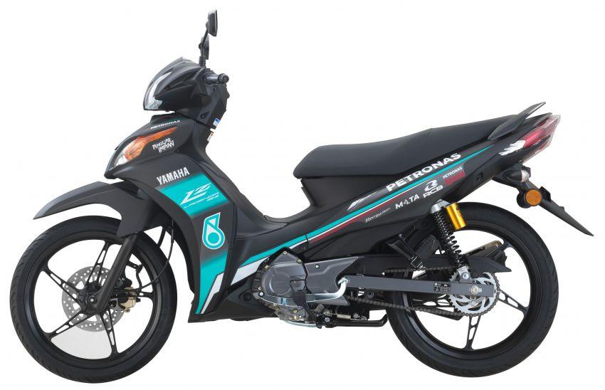 Yamaha Jupiter Z Berbalut Livery SRT di MotoGP