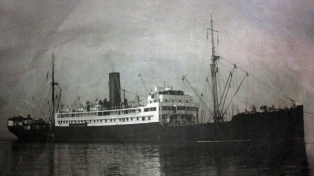 Sri Lanka Angkat Kapal Inggris yang Tenggelam di Era PD II