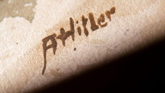 'Lukisan Hitler' Gagal Terjual di Pelelangan Jerman