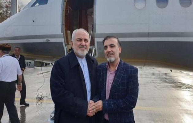 AS dan Iran Bertukar Tahanan