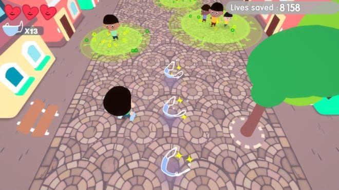 Inggris Ciptakan Game Edukasi Physical Distancing untuk Anak