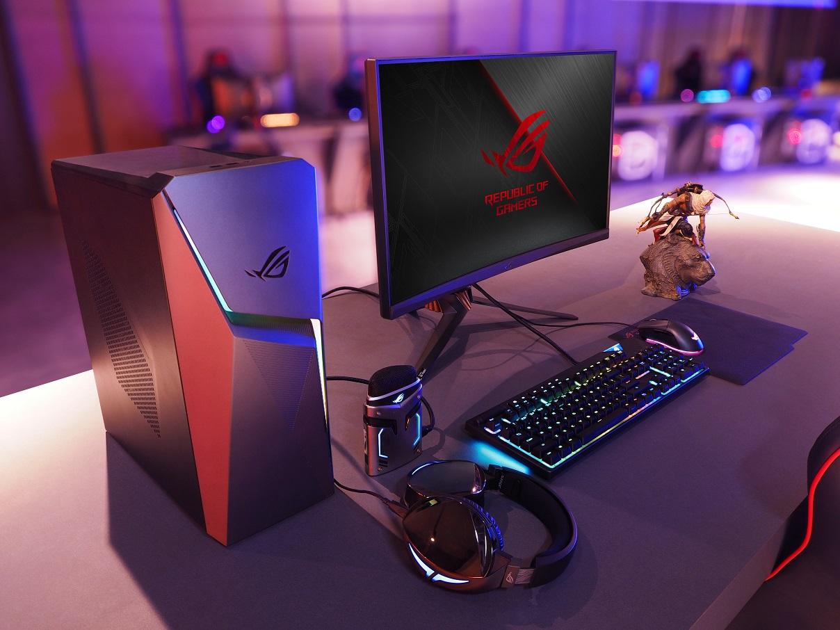 ASUS Bawa Dua PC Gaming ROG ke Indonesia
