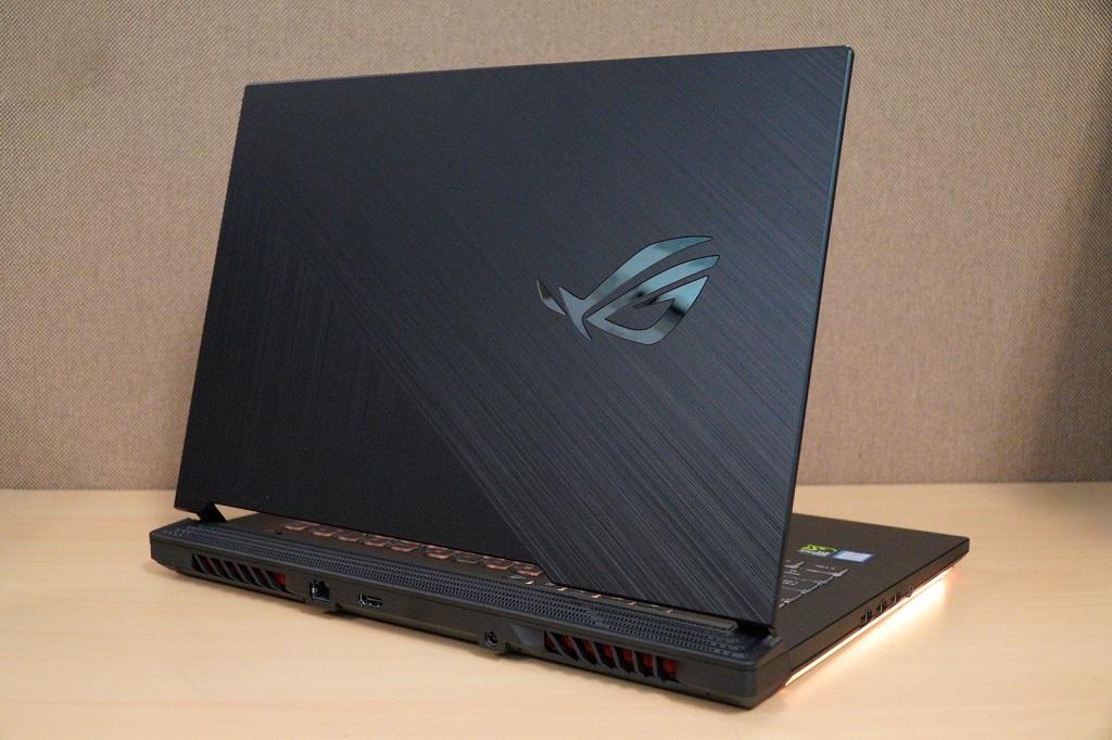 ASUS Lihat Laptop ROG Strix Ikut 'Gaib'