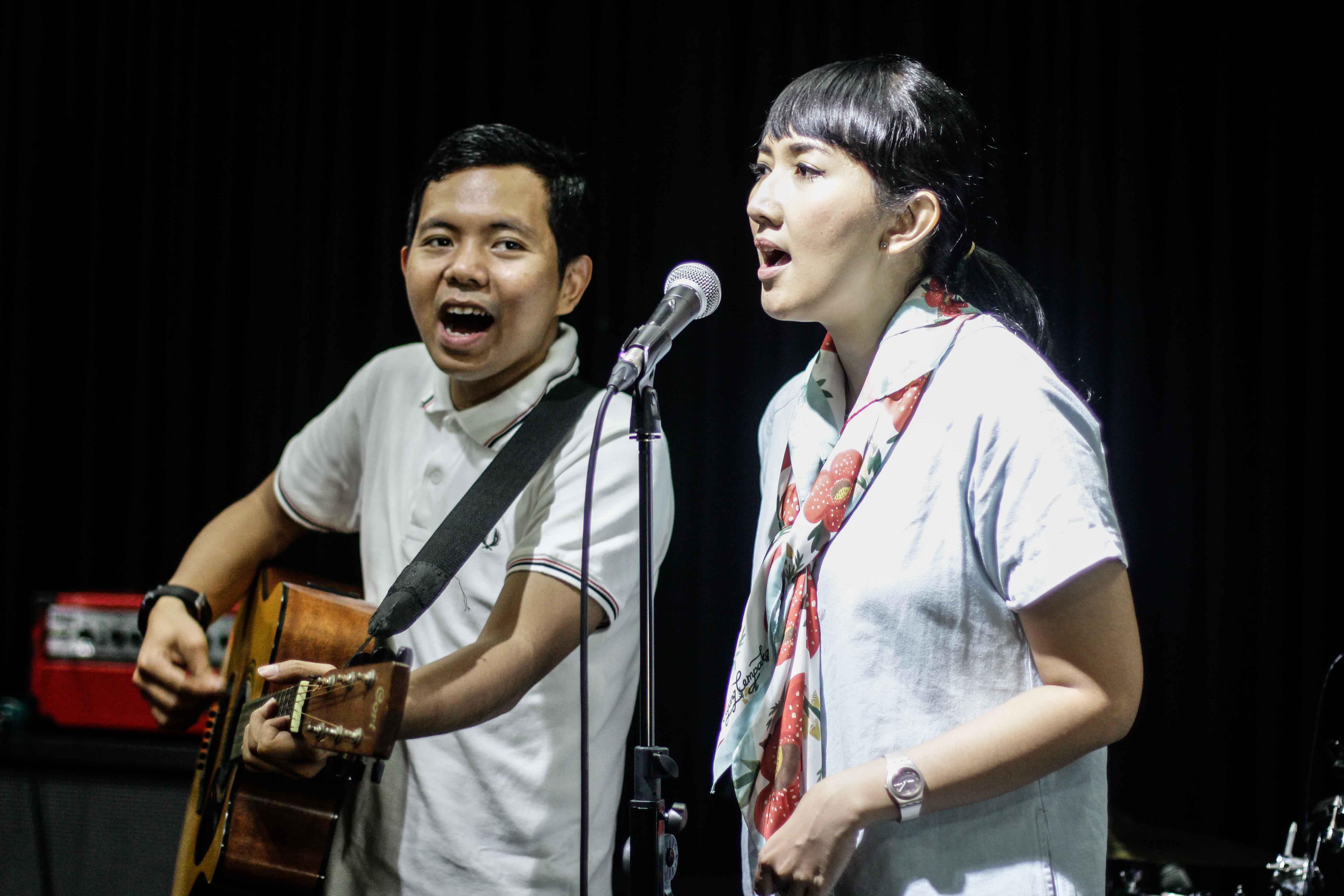 Ballads of the Cliche, Bermusik untuk Senang-Senang