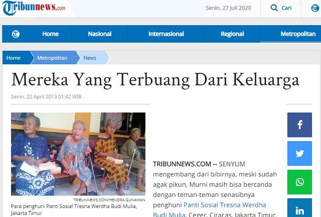 [Cek Fakta] Foto Jokowi dan Ahok Gunakan Daster di Panti Rehabilitasi Gangguan Mental? Ini Faktanya