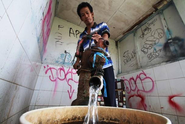 Jakarta Berjibaku Tahan Penurunan Muka Tanah