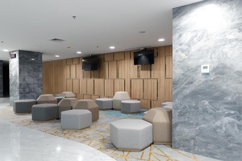 Intip Interior Hotel Pertama di Terminal 3 Soetta