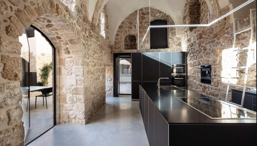 Bangunan Berusia 300 Tahun Dijadikan Apartemen