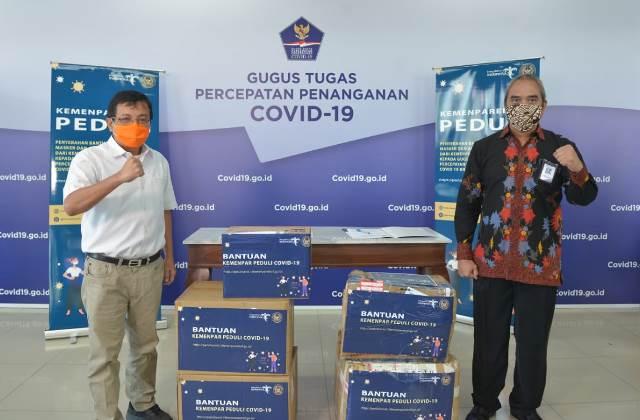 Pelaku Pariwisata Tiongkok Memberikan Semangat dan Bantuan APD untuk Indonesia