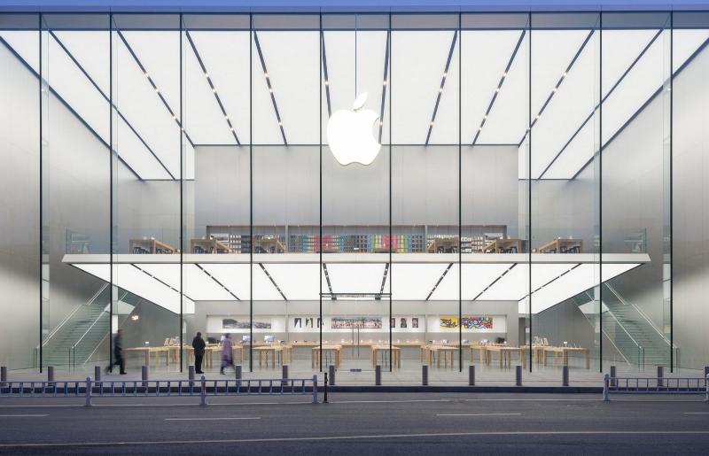10 Toko Ritel Apple di Dunia dengan Desain Unik