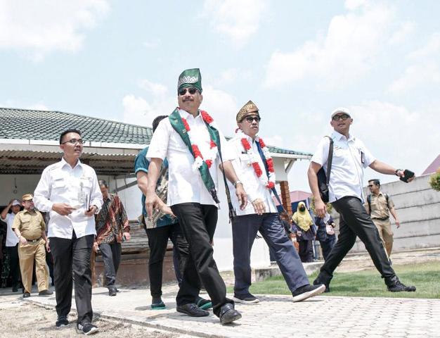 Menpar Kepincut dengan Pesona Pulau Rupat