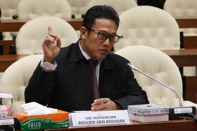 Jejak Karier Aris Budiman