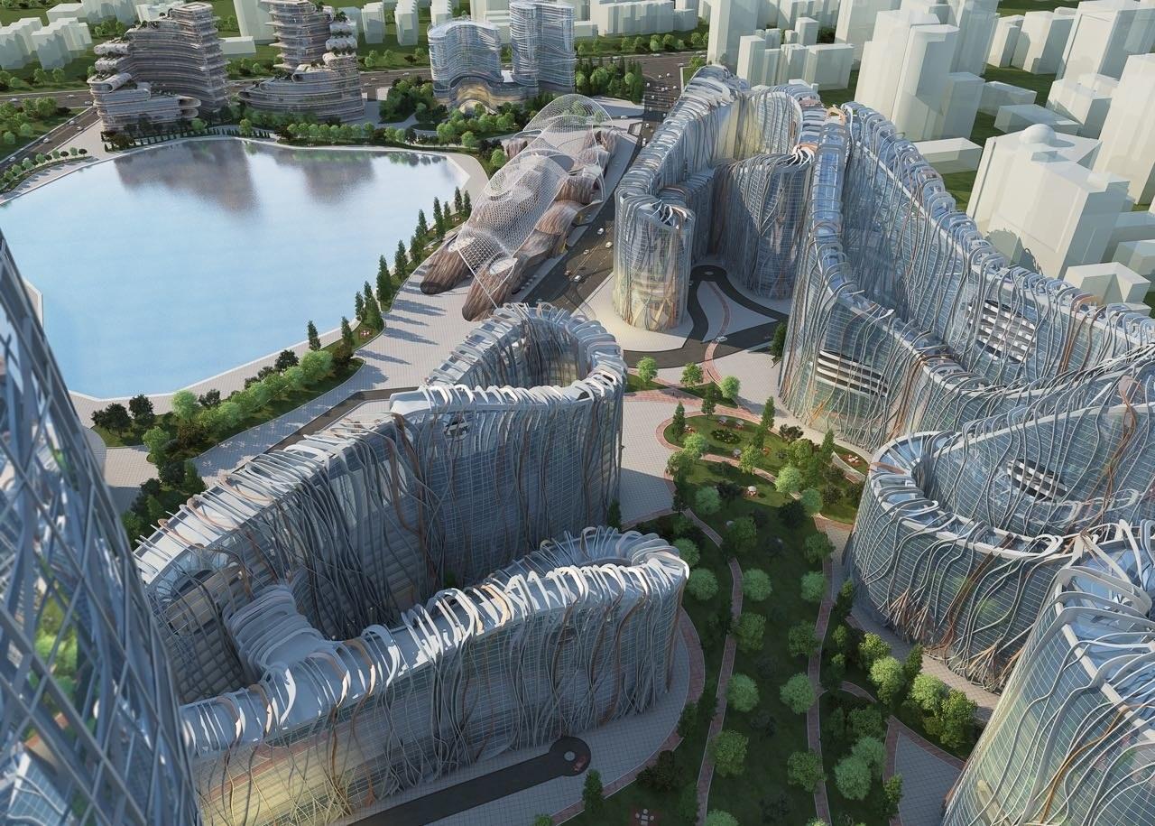 5 Bangunan Ramah Lingkungan di Afrika