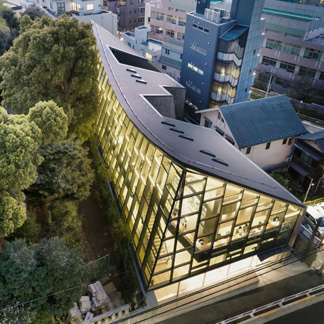 5 Arsitektur Terbaik, Perpustakaan hingga Rumah Sakit