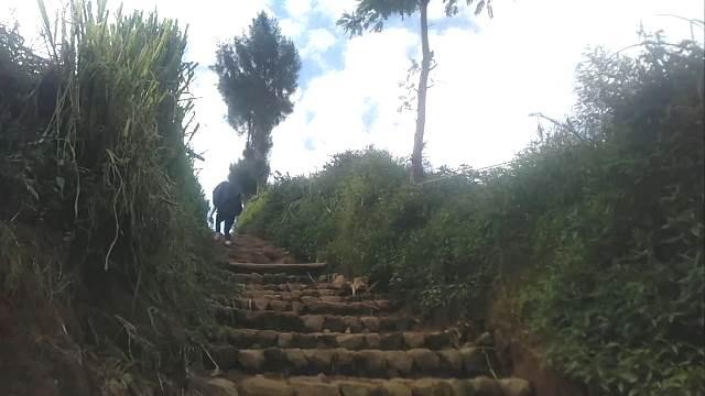 Kiat Penderita Asma Mendaki Gunung