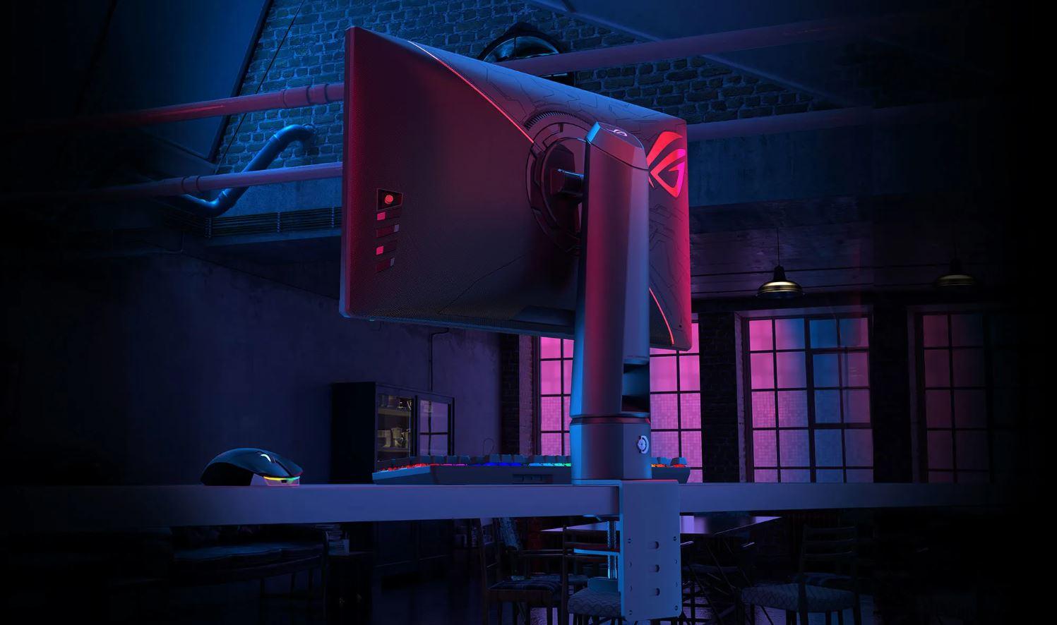 Asus Punya Monitor Gaming 360Hz, Dukung NVIDIA Reflex