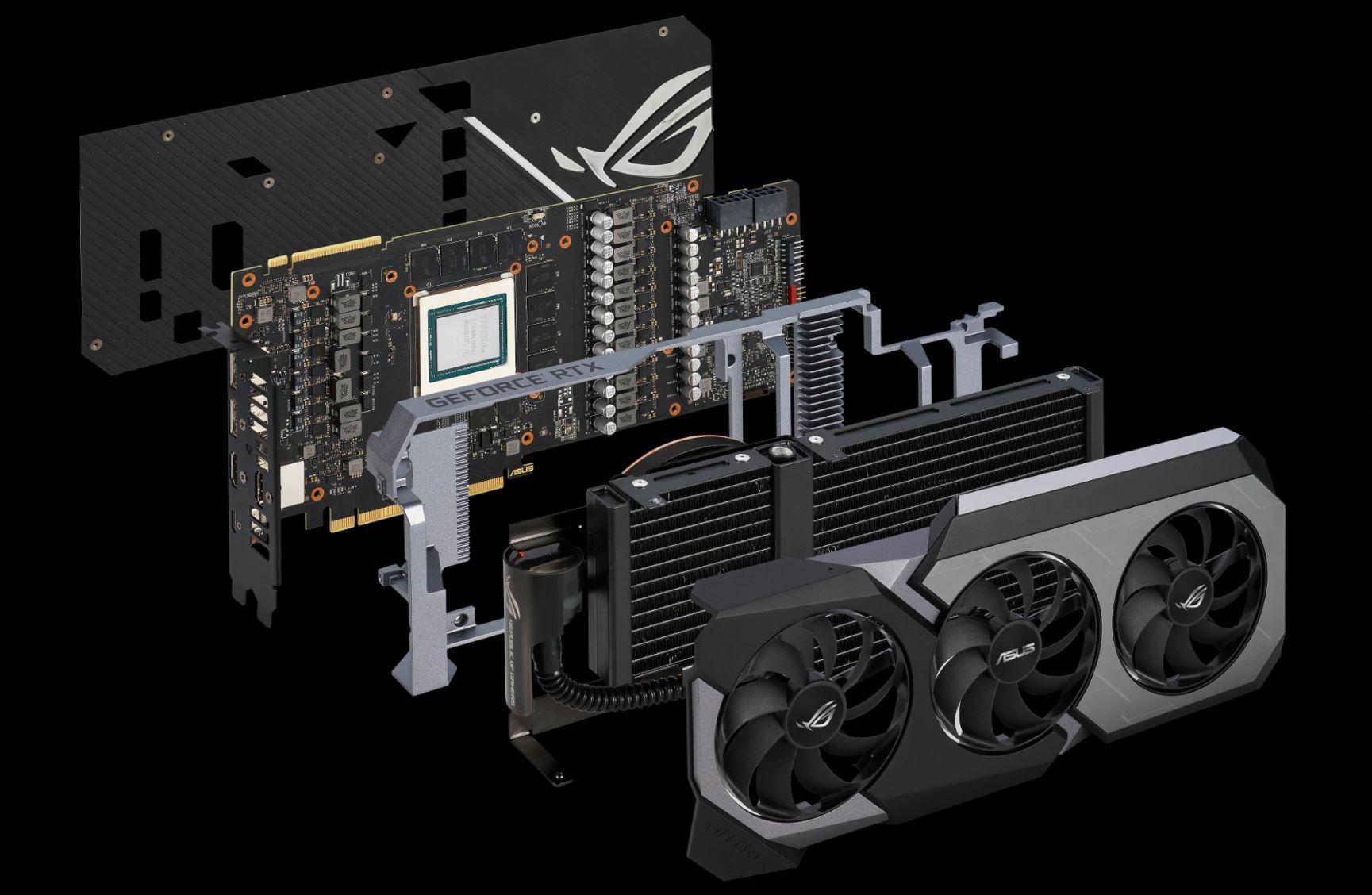 ASUS Ciptakan RTX 2080 Ti Berpendingin Air