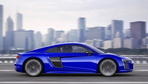 Audi Hati-hati Kembangkan Mobil Listrik