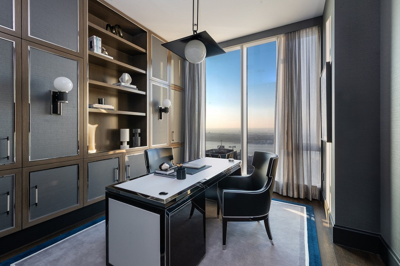 Intip Dekorasi Apartemen Tertinggi dan Termahal di Dunia