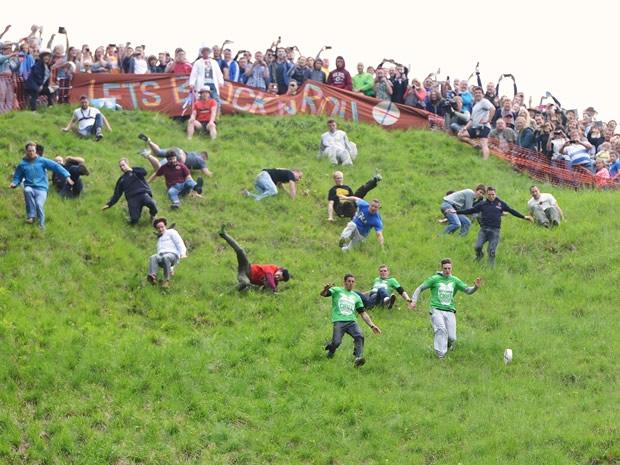 10 Olahraga Terunik di Dunia