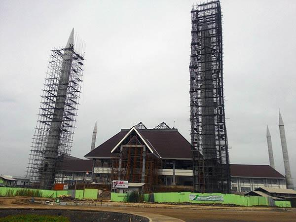 Masjid Raya Jakarta Bisa Jadi Destinasi Wisata Budaya & Religi