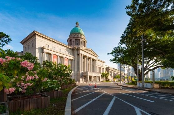 7 Bangunan Memukau di Singapura