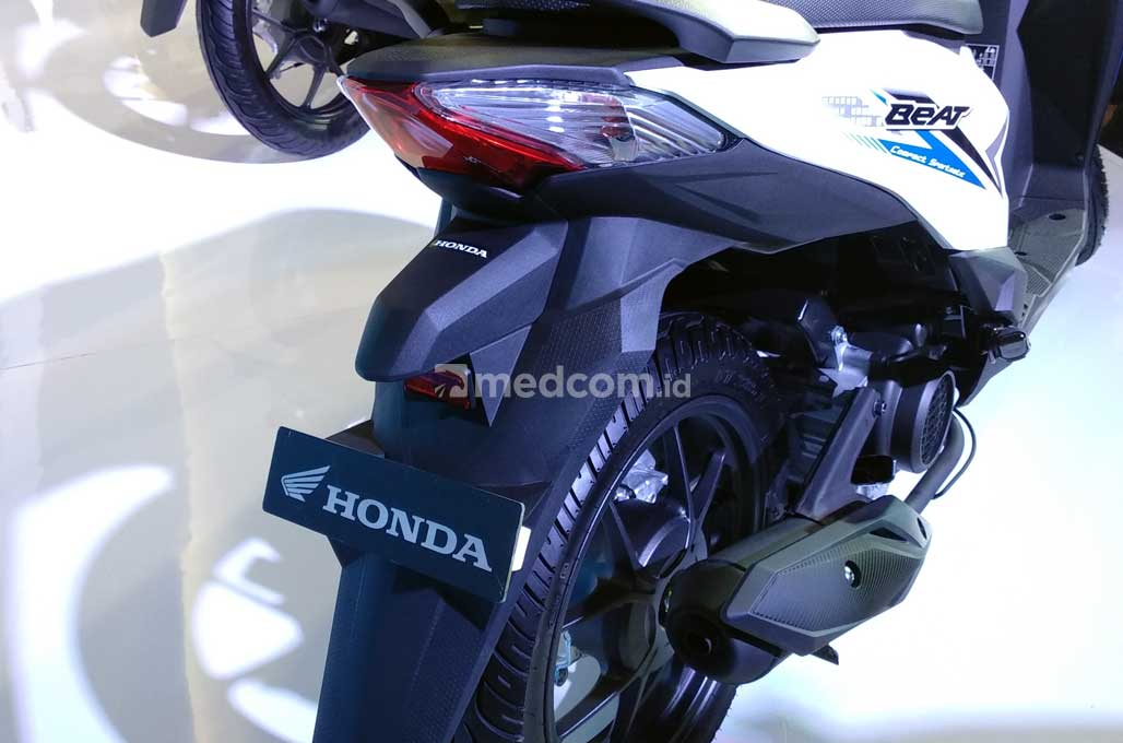 All New Honda BeAT Series Serius Bidik Entry Level