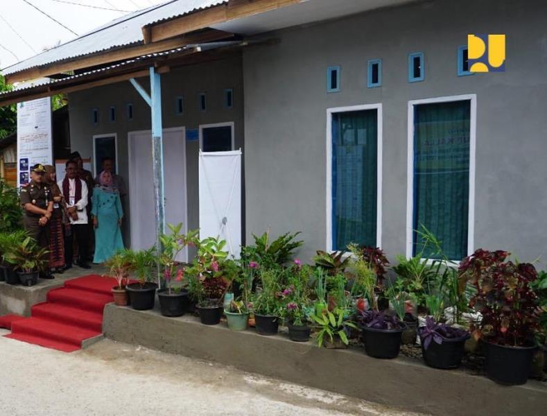 Pemerintah Bedah 7 Ribu Rumah Tak Layak Huni