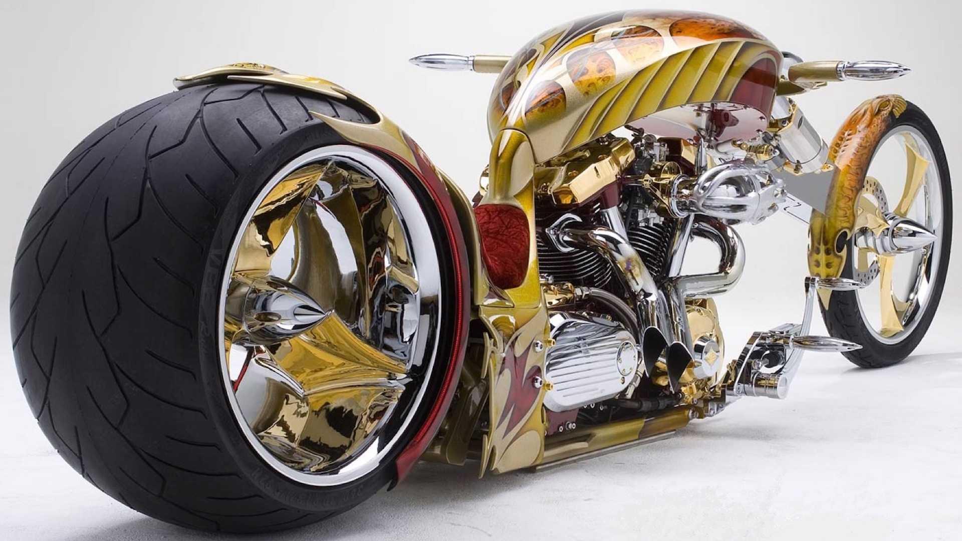 Nehmesis, Chopper Amerika Cita Rasa Yamaha
