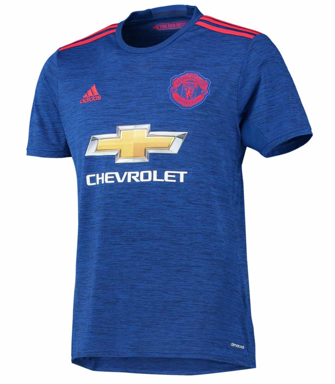 cheaper 1dd43 1e2ac Manchester United Luncurkan Jersey Tandang 2016--2017