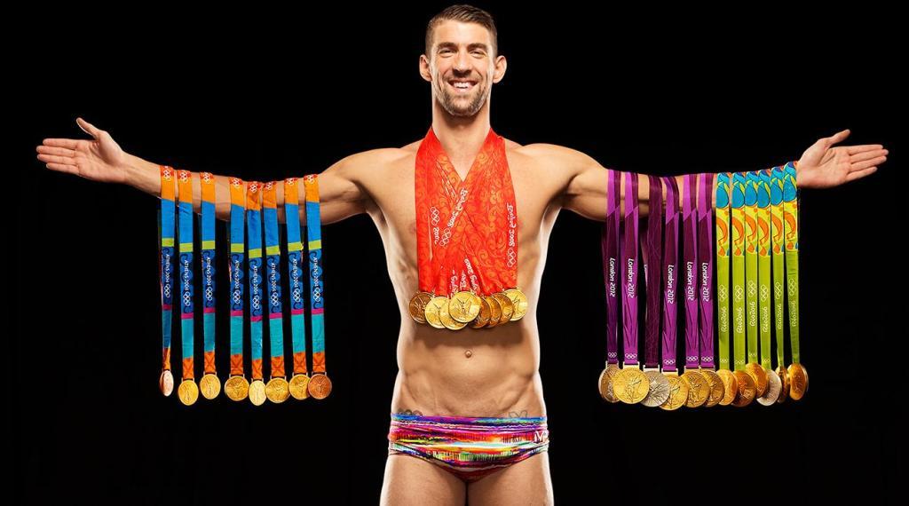 Michael Phelps dan Cinta yang Membawanya Kembali