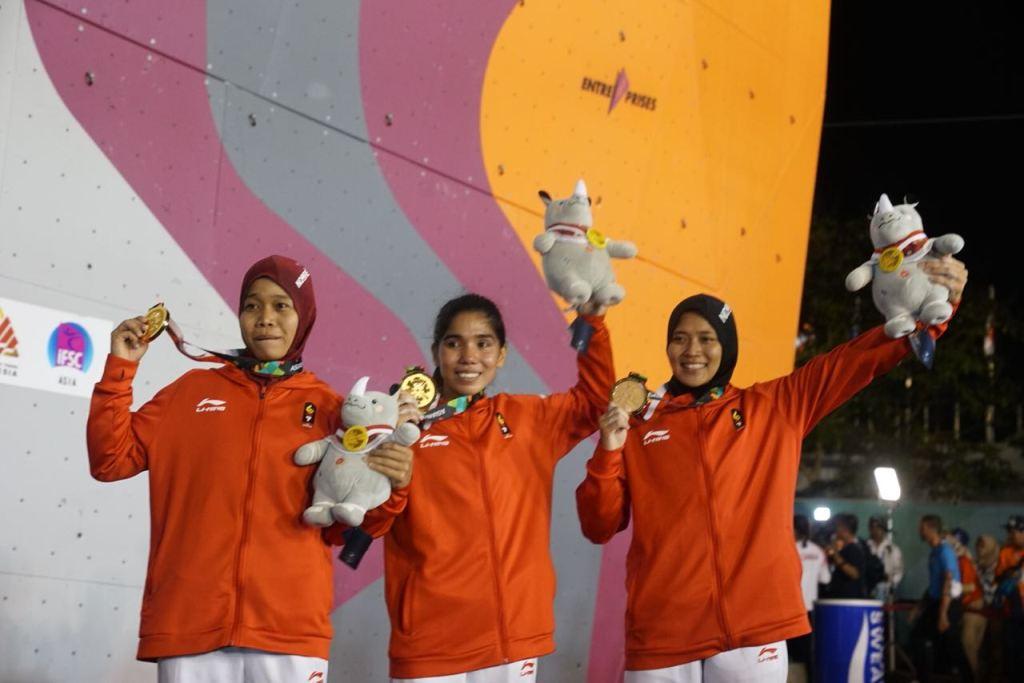 Sport Climbing dan Harapan Baru Olahraga Indonesia