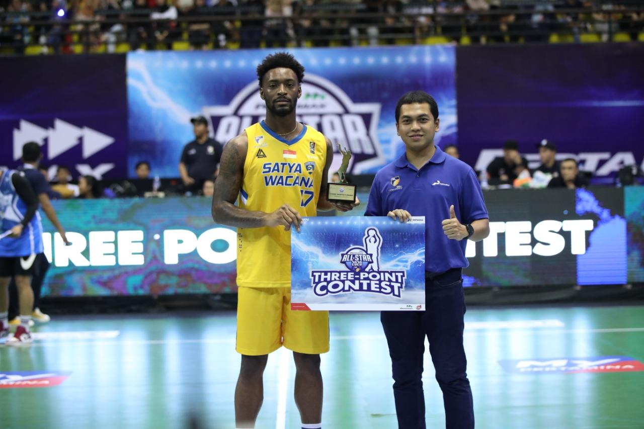 Cotton Rajai <i>Slam Dunk Contest</i> IBL All Star 2020