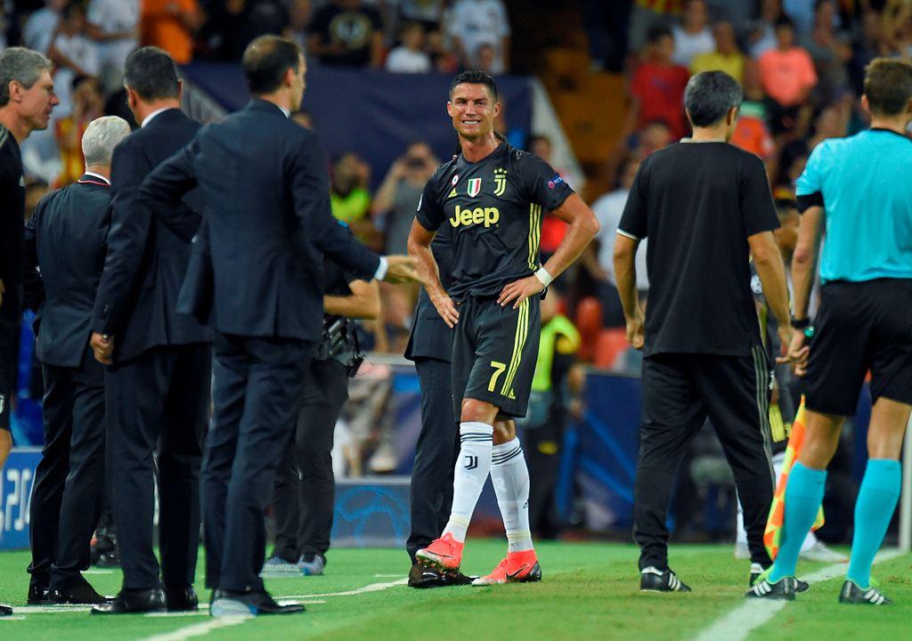 Lima Momen yang Bikin Cristiano Ronaldo Terharu