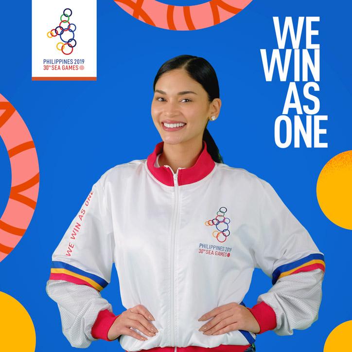 4 Selebriti Filipina Jadi Volunteer di SEA Games 2019