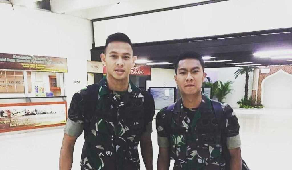 Andy Setyo Nugroho, Katpen Timnas U-22 yang Berprofesi Sebagai Prajurit TNI AD