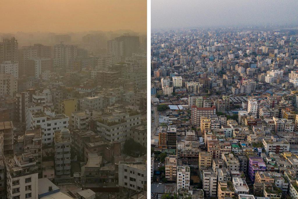 Kondisi Kota-kota Paling Berpolusi di Dunia setelah Ada Covid-19
