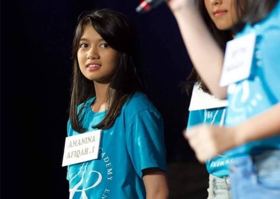 Bintang Iklan Biskuit, Afiqah Resmi Gabung JKT48