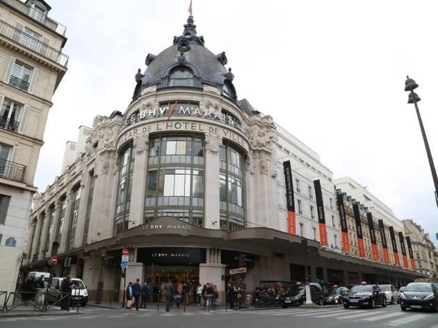 Tempat-tempat Terbaik untuk Berbelanja di Paris