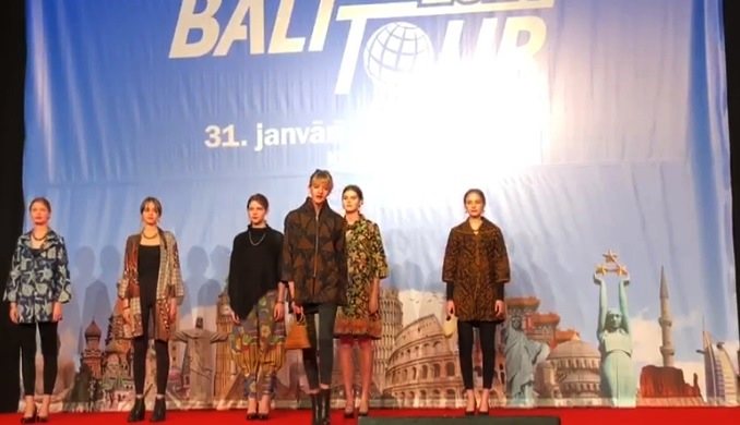 Gemerlap Budaya Indonesia di Balttour 2020 Latvia