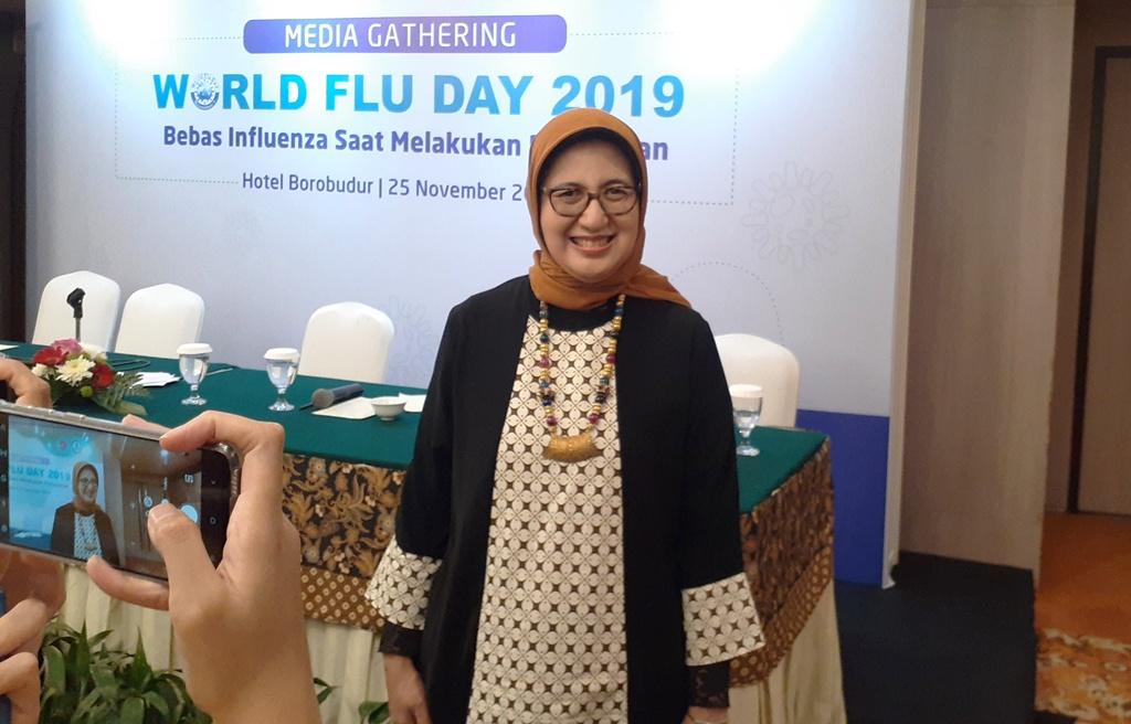 <i>Traveler</i> Berisiko Tinggi Terkena Influenza