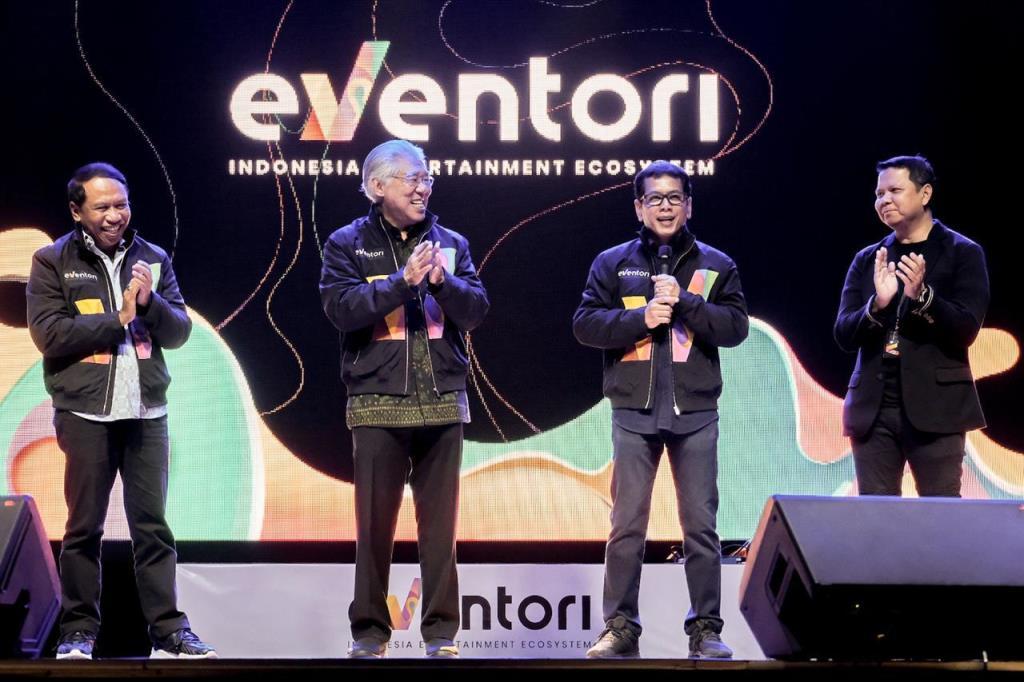 Menparekraf Sambut Baik Kehadiran Platform Online Ekosistem Industri Hiburan