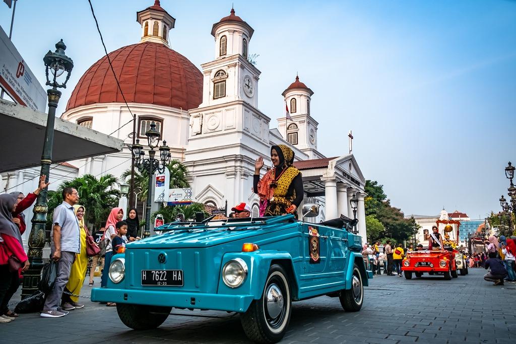 Siapkan Diri Ikuti 100 Event Pariwisata Nasional