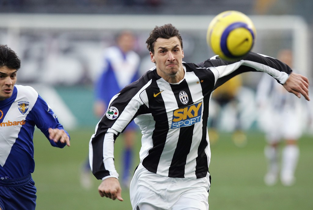 Lima Pemain yang Pernah Berseragam Juventus dan AC Milan