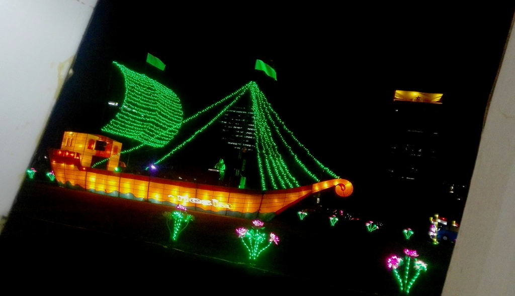 Festival of Light, Gempita Perayaan HUT RI di Monas Week